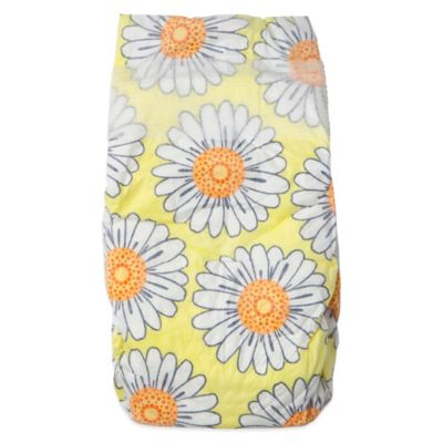 Daisies Pattern Diapering