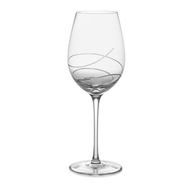 Waterford® Ballet Ribbon Essence Crystal 19 oz. Red Wine Goblet