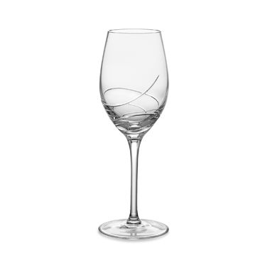 Waterford® Ballet Ribbon Essence Crystal 14-Ounce White Wine Glass