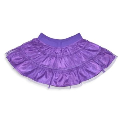 Kidtopia Taffeta and Tulle Skirt