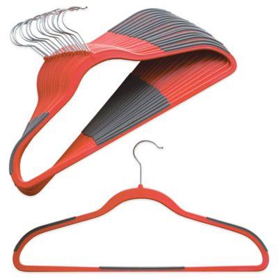 Red Closet Hangers