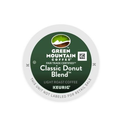Green Mountain Coffee® Donut