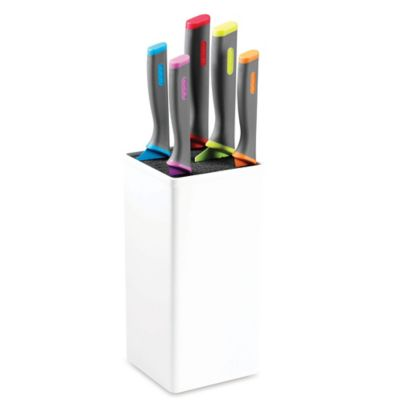 Orii 6-Piece Gourmet Knife Block Set