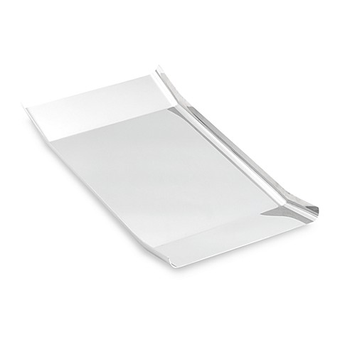 Alessi Arran Stainless Steel Rectangular Tray