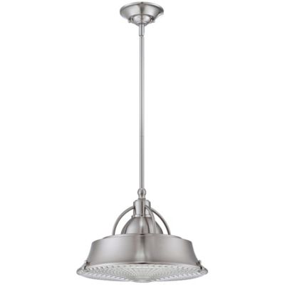 Quoizel Cody 2-Light Pendant in Brushed Nickel