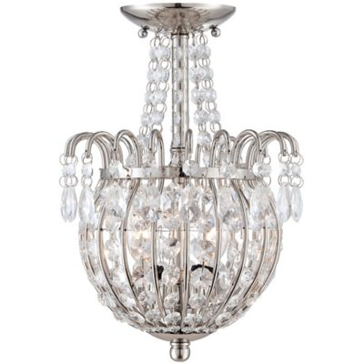 Imperial Silver Ceiling Lights