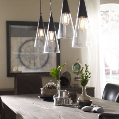 Urban Oasis Home Office Cone Pendant Light