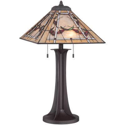 Quoizel Monteclaire Table Lamp in Bronze