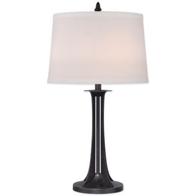 Quoizel Vivid Table Lamp in Imperial Bronze