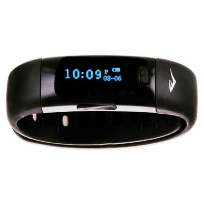 Everlast Activity Tracker Watch with LED Display in Black