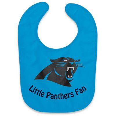 """NFL Carolina Panthers """"Little Panthers Fan"""" Bib"""