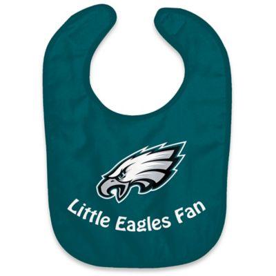 """NFL Philadelphia Eagles """"Little Eagles Fan"""" Bib"""