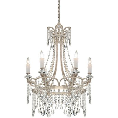 Ceiling-Mount Chandelier