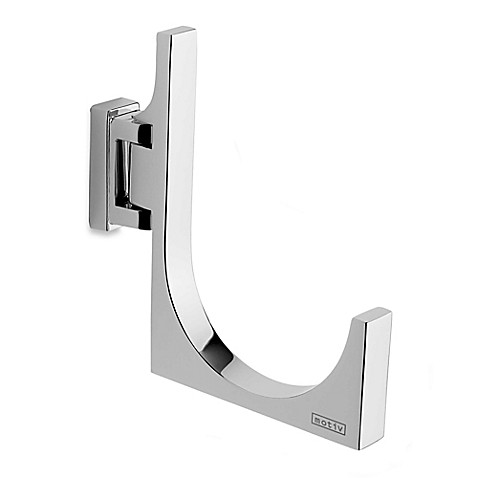 Ginger Frame Pivoting Towel Hook in Chrome