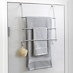 Totally Bath Over The Door Towel Bar in Chrome