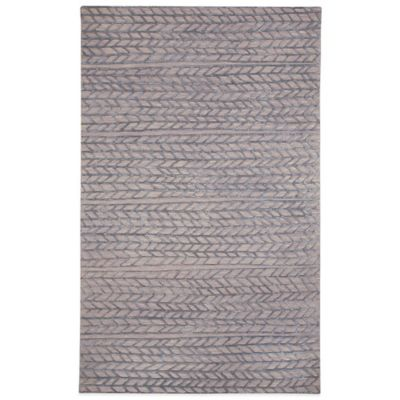 Genevieve Gorder by Capel Rugs Ancient Arrow 9-Foot x 12-Foot Tufted Rug in Purple