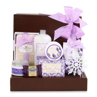 Relax, My Valentine Gift Box by Alder Creek Gift Baskets