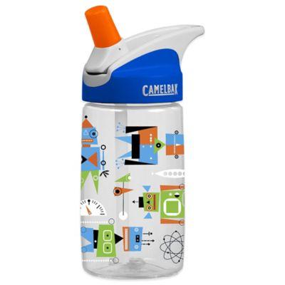CamelBak® eddy™ Kids 0.4-Liter Bottle in Atomic Robots