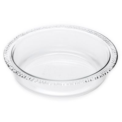 3 Quart Borosilicate Glass Baking Dish in Clear