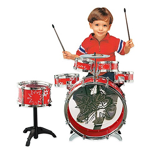 Rock star drum set bed bath beyond for Rock star photos for sale