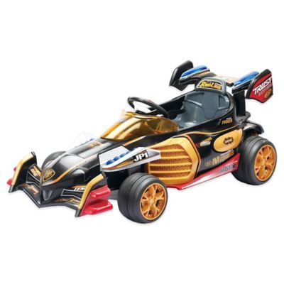 Mean Machine One-Seater 6-Volt Ride-On Car