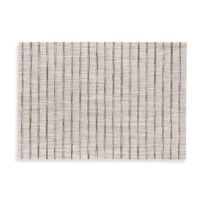 Textilene Corrugated Placemat in Natural