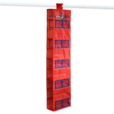 Spider Man 10-Tier Hanging Closet Organizer