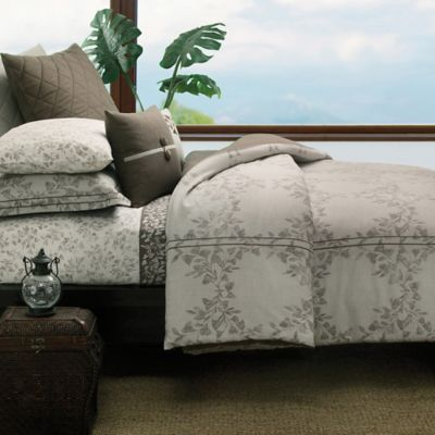 Vicki Payne™ Toscana King Comforter Set in Brown