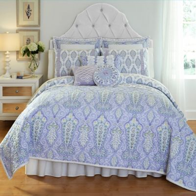 Dena™ Home Lilac Full/Queen Quilt in Lilac
