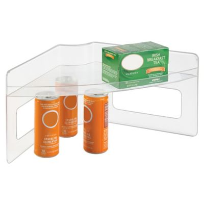 InterDesign® Cabinet Binz™ Lazy Susan Storage Shelf