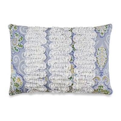 Dena™ Home Lilac Oblong Throw Pillow in Lilac