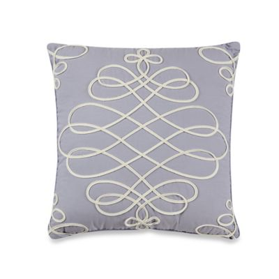 Dena™ Home Lilac Square Throw Pillow in Lavender