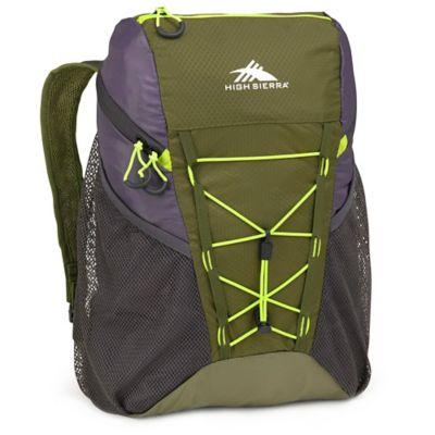Black Lightweight Backpack