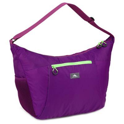 Eggplant Duffle Bags
