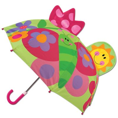 Stephen Joseph™ Pop Up 3-D Butterfly Umbrella