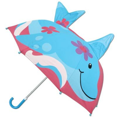 Stephen Joseph™ Pop Up 3-D Dolphin Umbrella