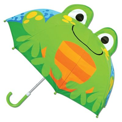 Stephen Joseph™ Pop Up 3-D Frog Umbrella