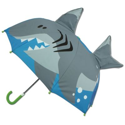 Stephen Joseph™ Pop Up 3-D Shark Umbrella