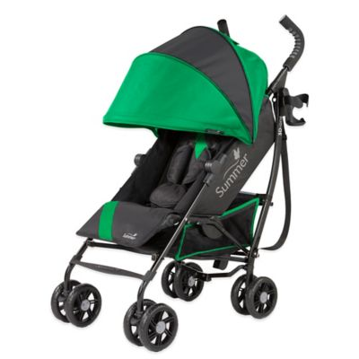 Summer Infant® 3D-one Convenience Stroller in Brilliant Green