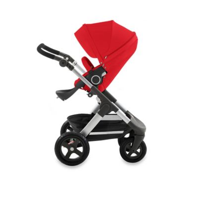 Stokke® Trailz™ Stroller in Red