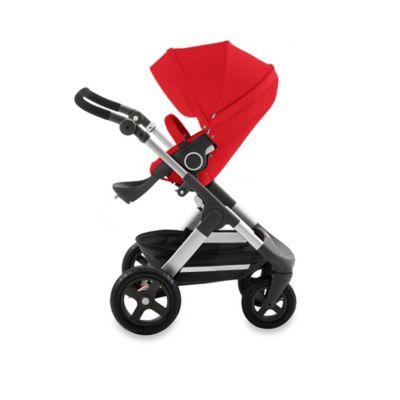 Full Size Strollers > Stokke® Trailz™ Stroller in Red