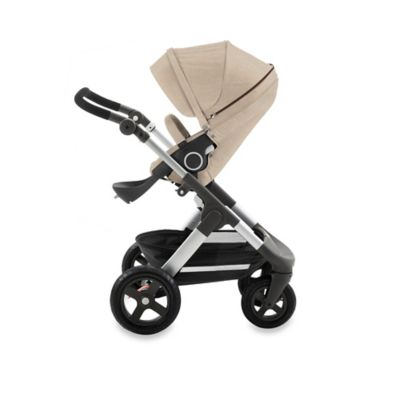 Full Size Strollers > Stokke® Trailz™ Stroller in Beige