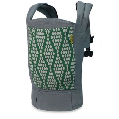 Boba® 4G Organic Baby/Child Carrier in Verde