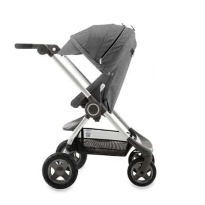 Stokke® Scoot™ Stroller in Black Melange