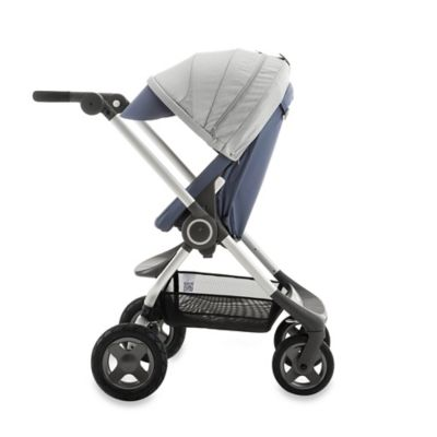 Stokke® Scoot™ Stroller in Slate Blue