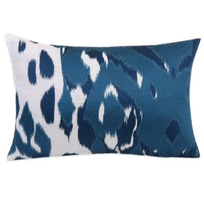 Trina Turk Pillow. With Blue