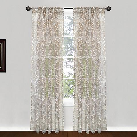 Buy Park B Smith Suzani Pinch Pleat 84 Inch Window