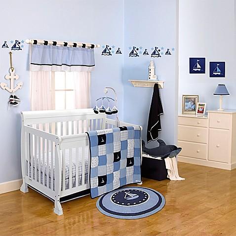 Buy Nautica Kids 174 William 6 Piece Crib Bedding Set From