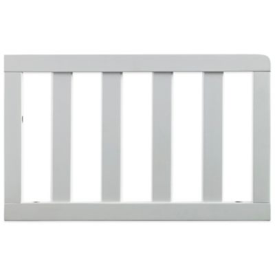 Fisher-Price® 19-Inch Toddler Guard Rail in Misty Grey