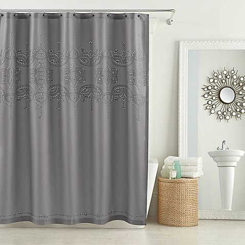 anthology scarlet shower curtain bed bath amp beyond bed bath and beyond shower curtains offer great look and